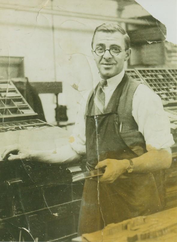 Edgar Horne