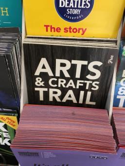 Arts and Crafts leaflet 1